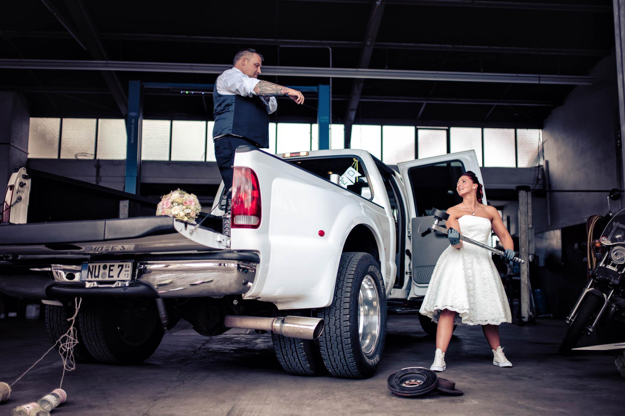 Hochzeitsfotograf Ulm Reportage in Illertissen