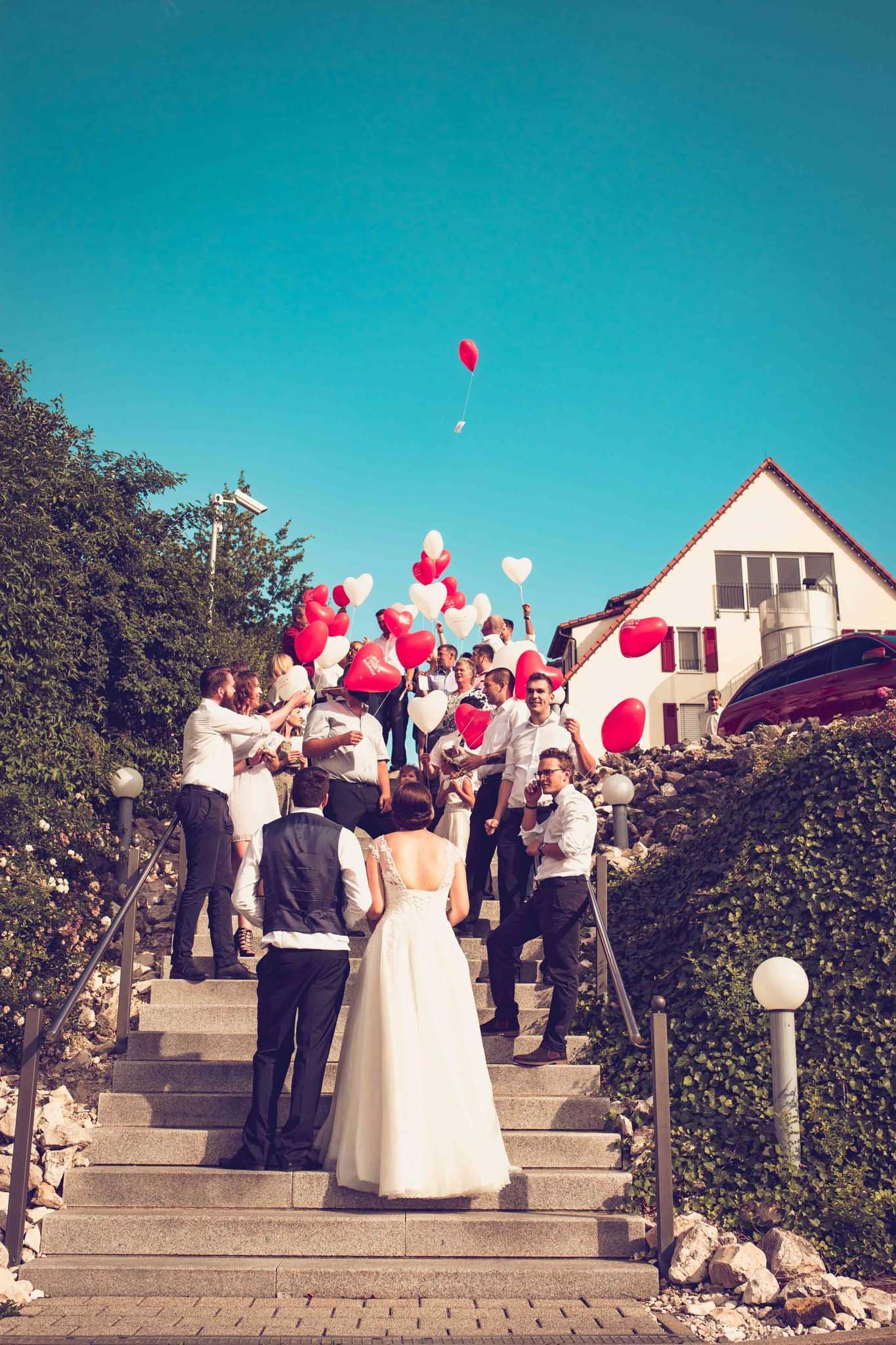 Hochzeitsfotograf Ulm in Reuti